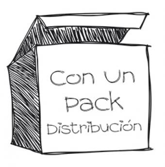 Foto de Logo Con Un Pack Distribución