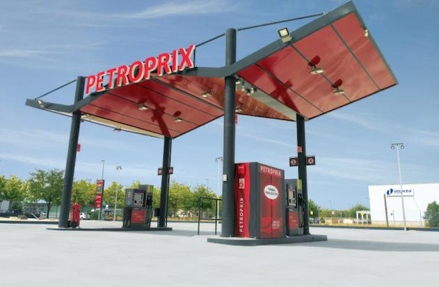 Fotografia Petroprix