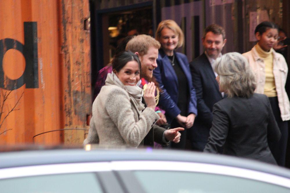 Foto de Meghan Markle y el príncipe Harry_Lookiero