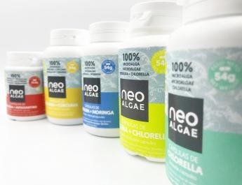 Nuevos productos Neoalgae