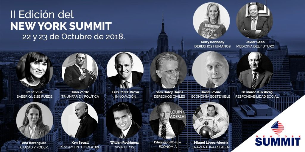 Foto de II edición New York Summit 2018