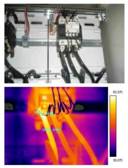 EDE Ingenieros realiza mantenimiento predictivo con termografía infrarroja