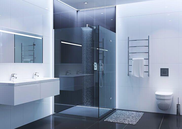 Fotografia Platos de ducha