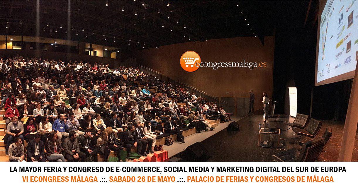 Foto de El mayor congreso ecommerce, social media y marketing digital