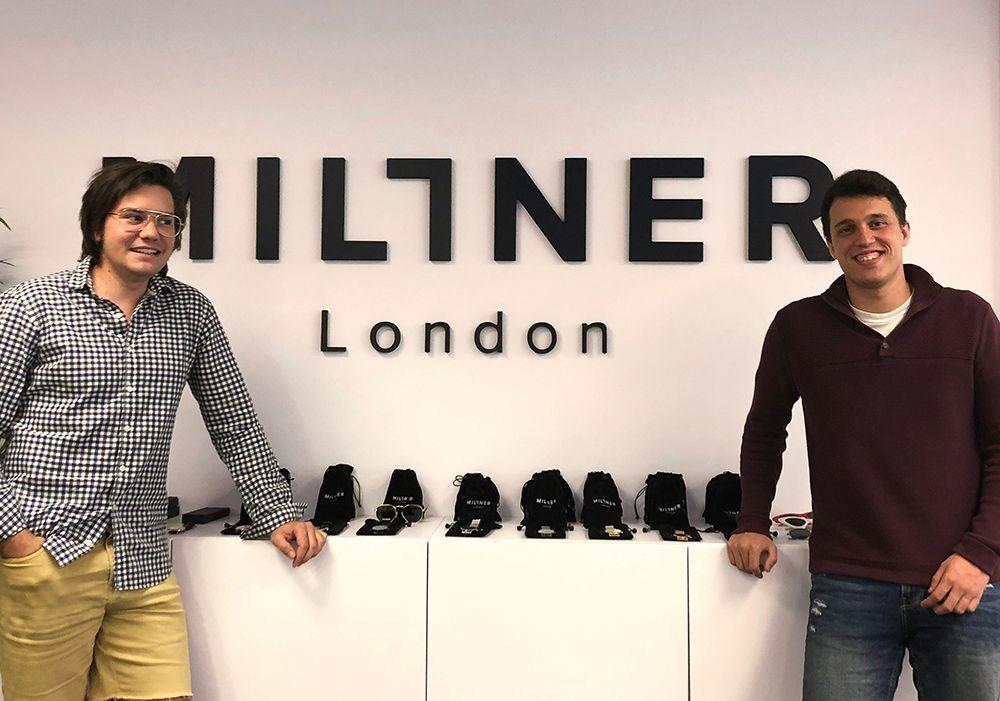 'relojes Millner Comercializa Startup Su Gratis'Abre CoLa Que 5Rq43LAj