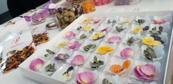 Las flores comestibles son una de las tendencias