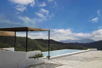 Ruralka señala que las 'infinity pool' son uno de los servicios más demandados en sus hoteles