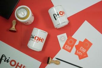 Foto de La solución definitiva para mantener la bebida fría en lata