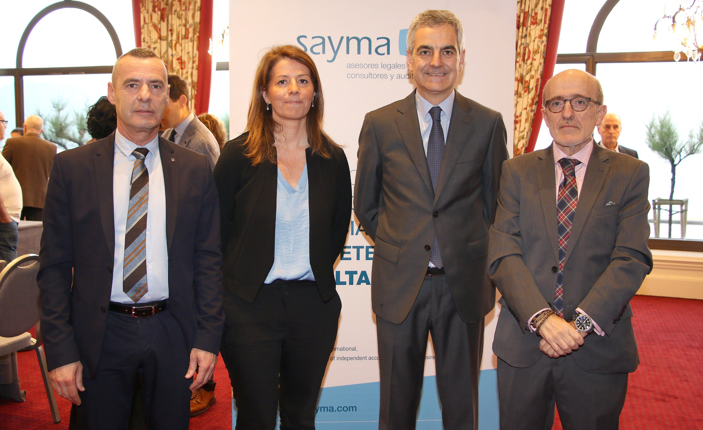 Foto de Jornada sobre Continuidad de Empresas en San Sebastián.