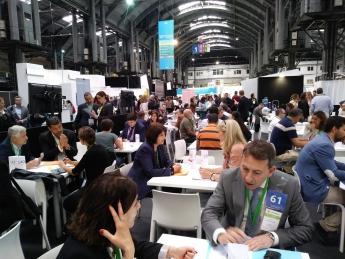 Gettings Contacts vuelve a batir récords en el Biz Barcelona: 1.800 reuniones de empresarios en 5 horas