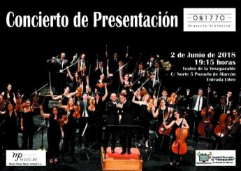 La orquesta sinfónica 1770 ofrece dos conciertos en Madrid y Toledo