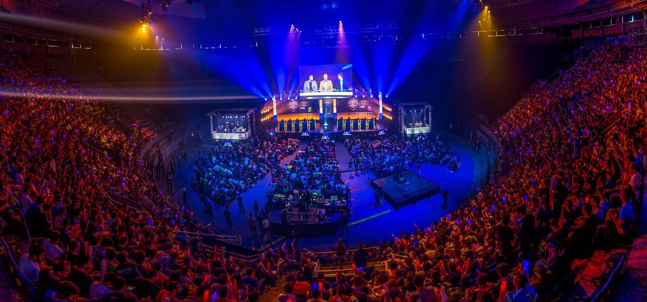 Foto de Finales de la LCS EU en Madrid _ League of Legends