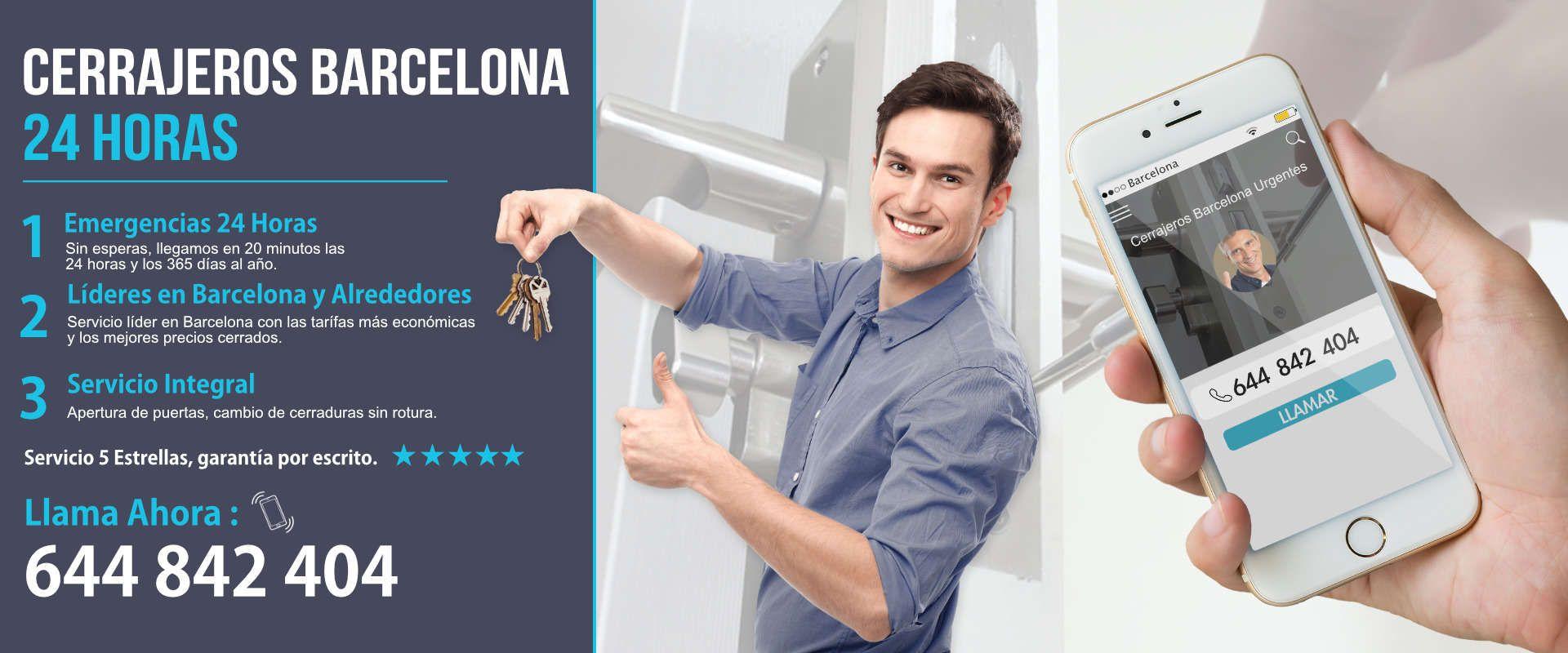 Cerrajeros Barcelona Jg se consolida en la ciudad de Barcelona y abre nuevas lineas de negocio