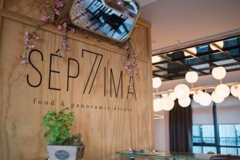 Sép7ima, el rooftop de Only YOU Hotel Atocha, presenta su propuesta para este verano