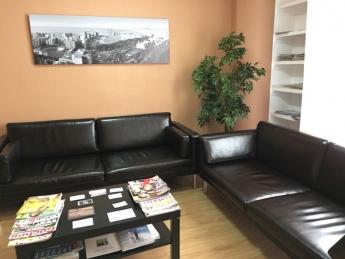 Foto de Psicólogos en Málaga sala espera