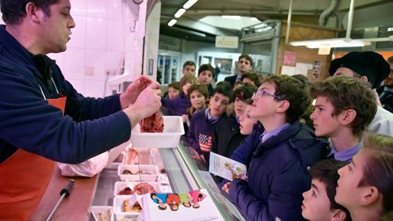 Foto de taller gastronomico