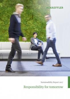 Schaeffler publica su segundo Informe de Sostenibilidad