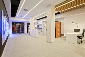 Interior tienda Sukot Seguridad en Navarra