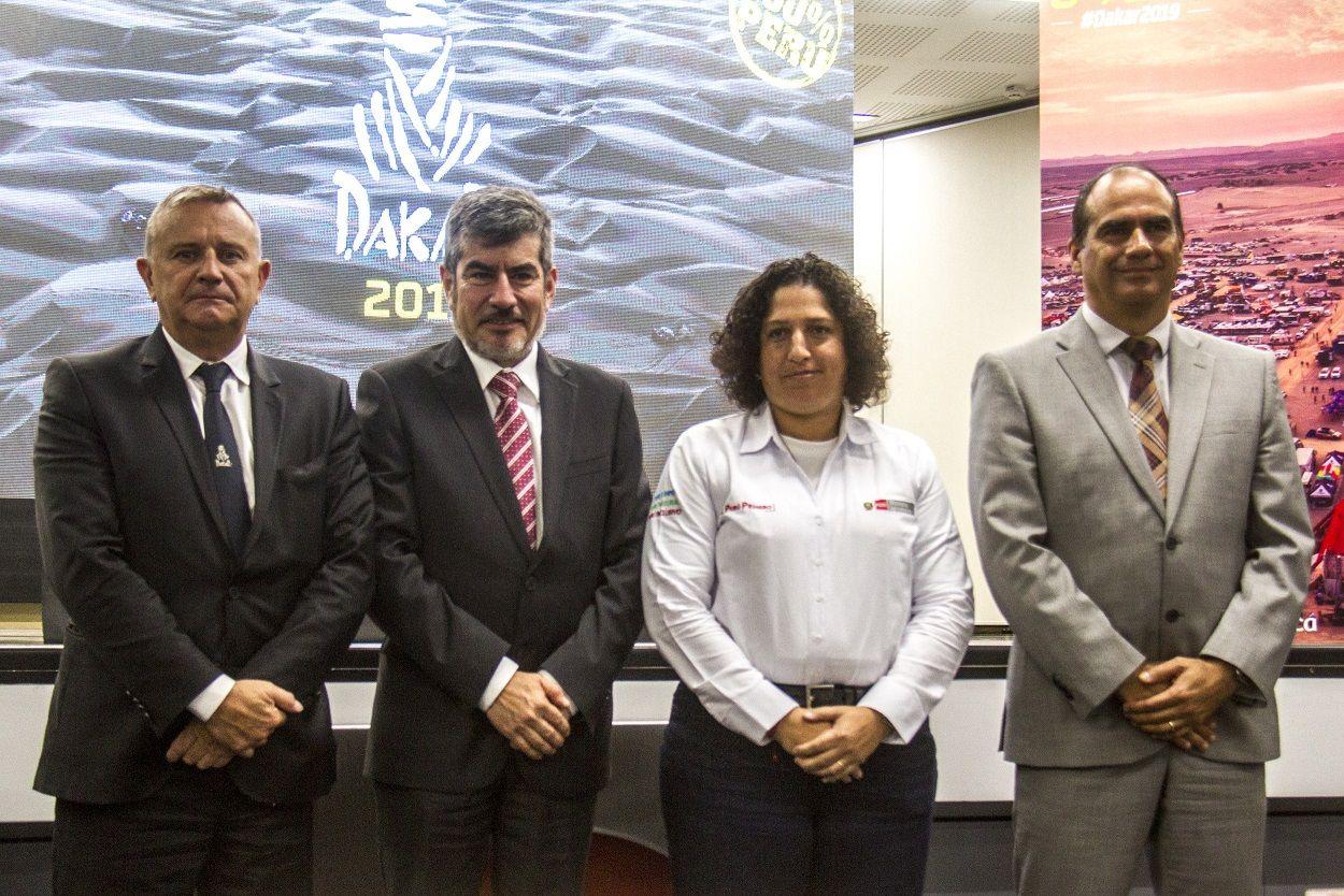 Foto de Rally Dakar 100% en Perú