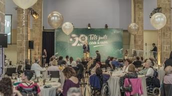 Foto de La Fundació Llars de l'Amistat Cheshire celebra el seu 50è