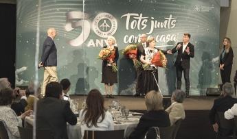 La Fundació Llars de l'Amistat Cheshire celebra el seu 50è aniversari