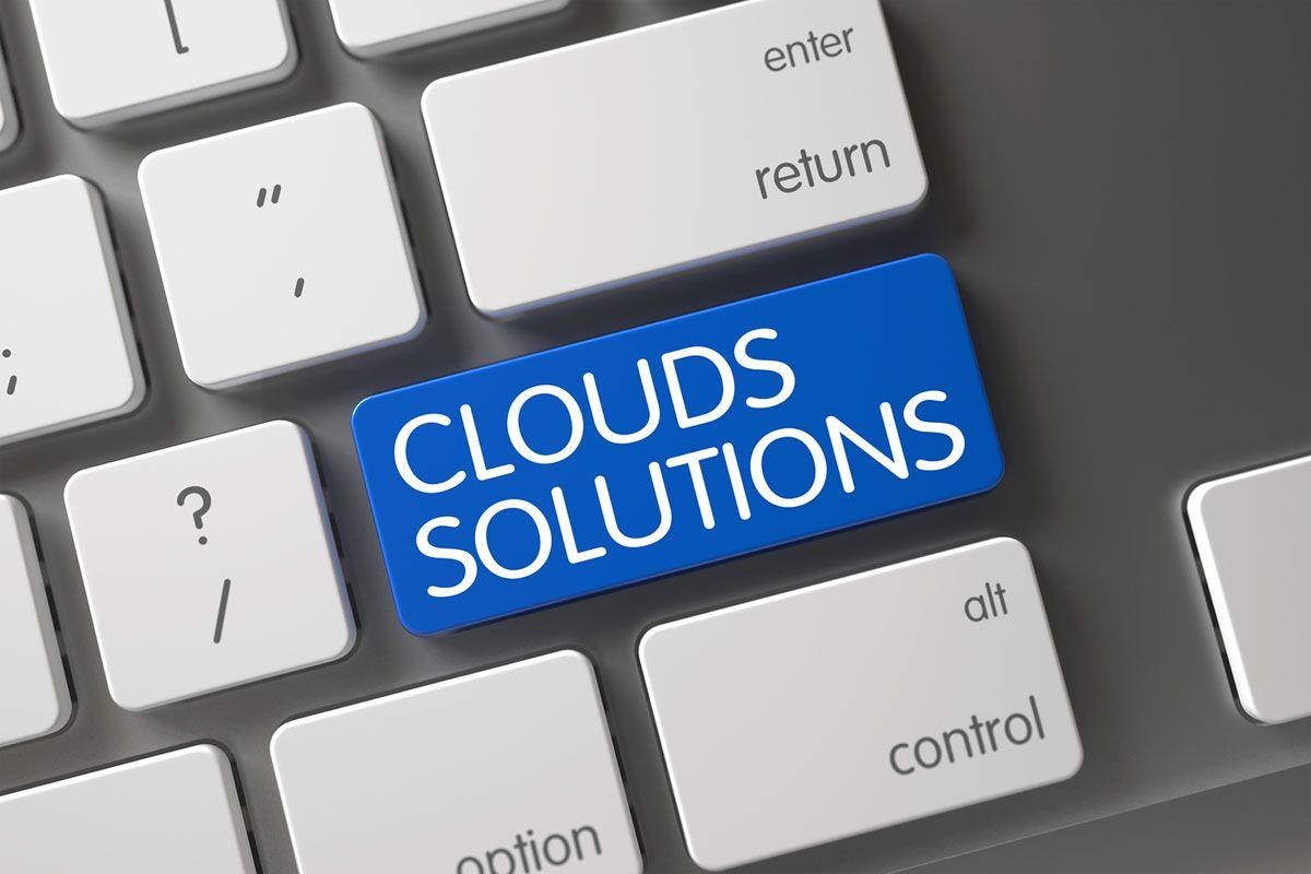 Fotografia Soluciones Cloud. Dataprius