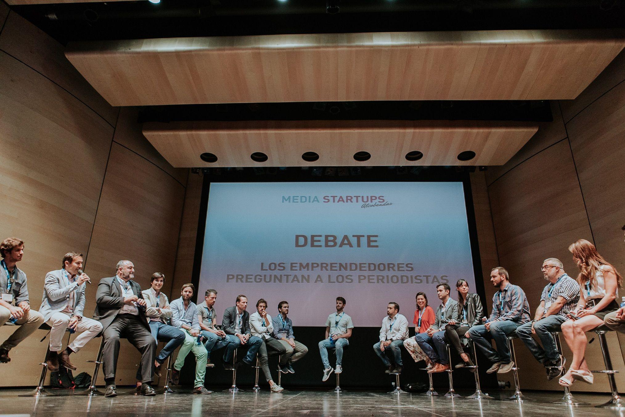 Foto de Media Startups Alcobendas