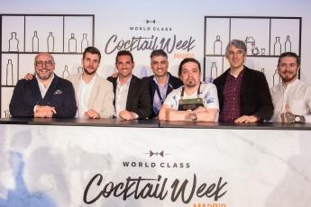 World Class presenta la semana de la coctelería de Madrid