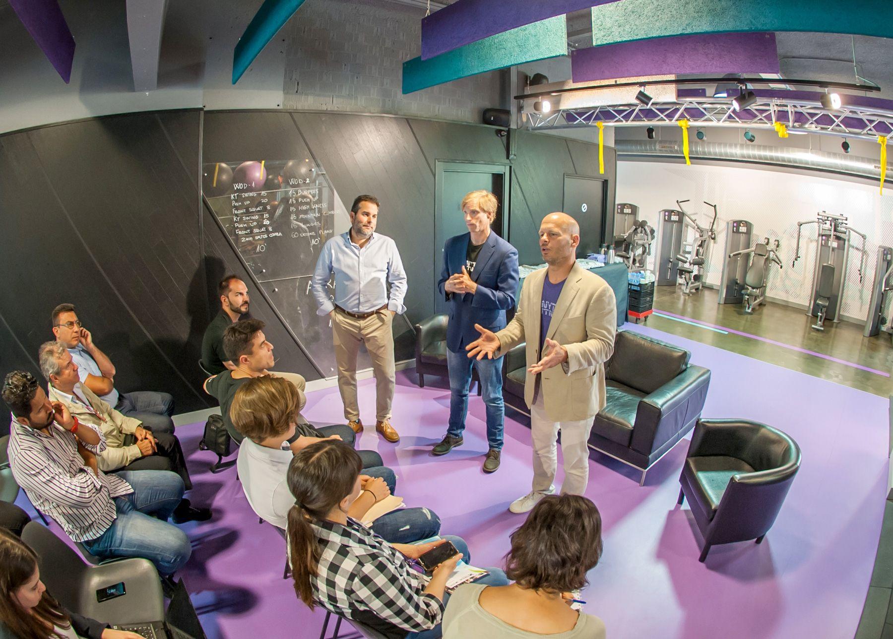 Dave Mortensen, Presidente de Anytime Fitness: 'La competencia no es una amenaza sino nuestro gran aliado'