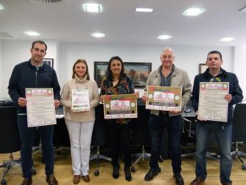 Presentación Feria AsturCaza 2018 en Ribadesella