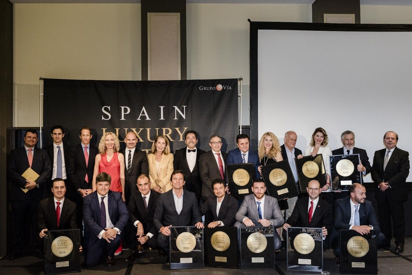 Foto de VP Plaza España Design gana el Best Luxury Business Hotel