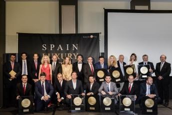 El lujo y la excelencia del VP Plaza España Design, reconocidos con el Best Luxury Business Hotel
