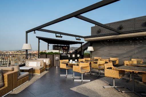 La Dolce Vitae, terraza de Majestic Hotel & Spa Barcelona