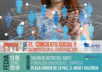 Las entidades del Tercer Sector organizan una jornada para explicar la acción concertada social