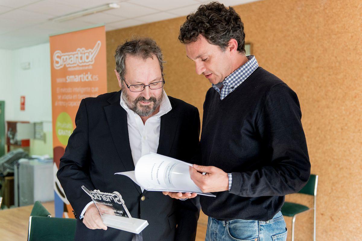 Foto de I Premio a la Mejor Historia Docente