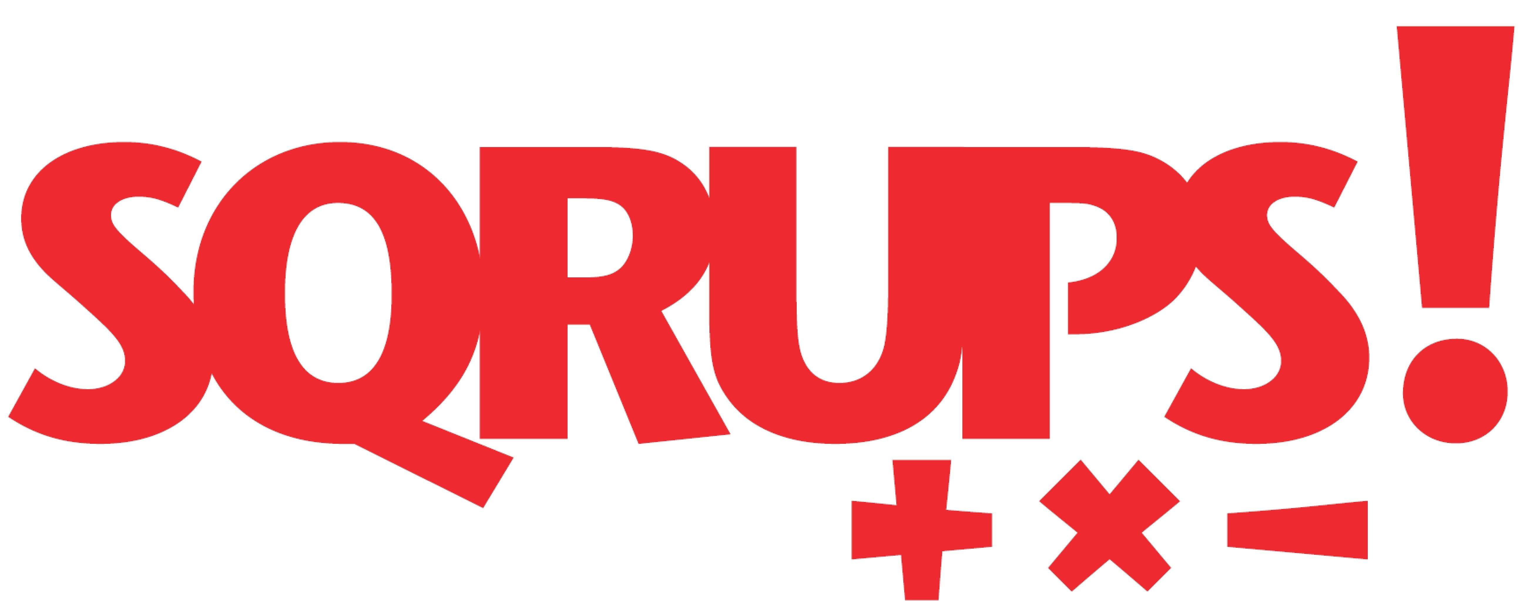 Foto de Nuevo logotipo de la cadena de outlets urbanos Sqrups!