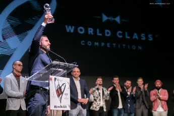 Daniele Cordoni, ganador de World Class Competition España 2018