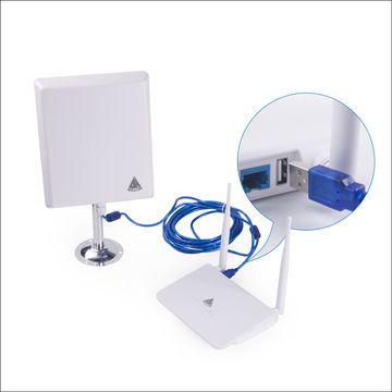 Fotografia Antena wifi