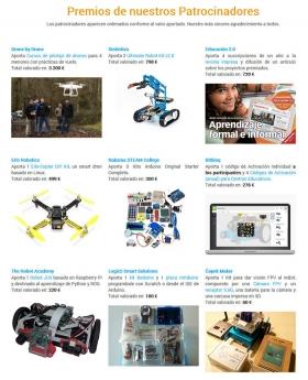 Ganadores del Campeonato Escolar de Robótica Educativa 2018 - STEAM Challenge
