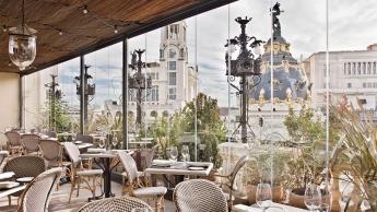 El placer de disfrutar de las terrazas INSIDER, los restaurantes al aire libre más exclusivos de ElTenedor