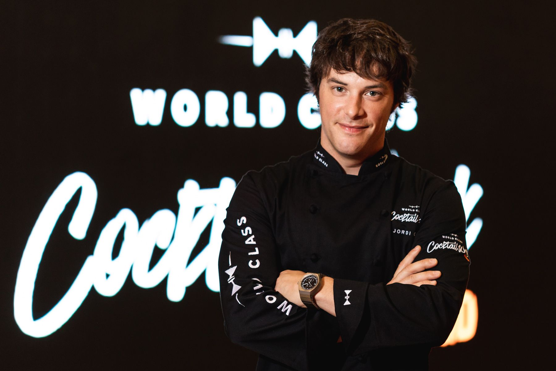 Jordi Cruz, embajador de la primera World Class Cocktail Week Madrid