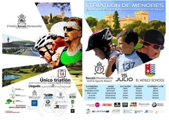 Barceló Montecastillo acoge el primer triatlón del mundo que tiene lugar en un campo de golf