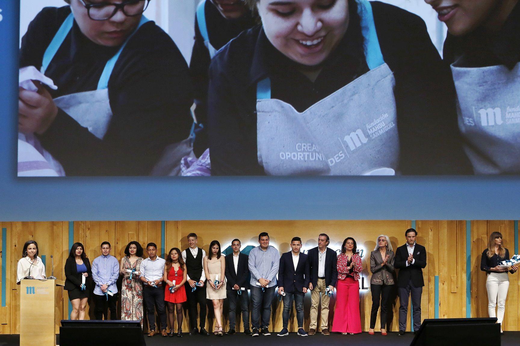 Foto de Más de 500 jóvenes en riesgo de exclusión social se han