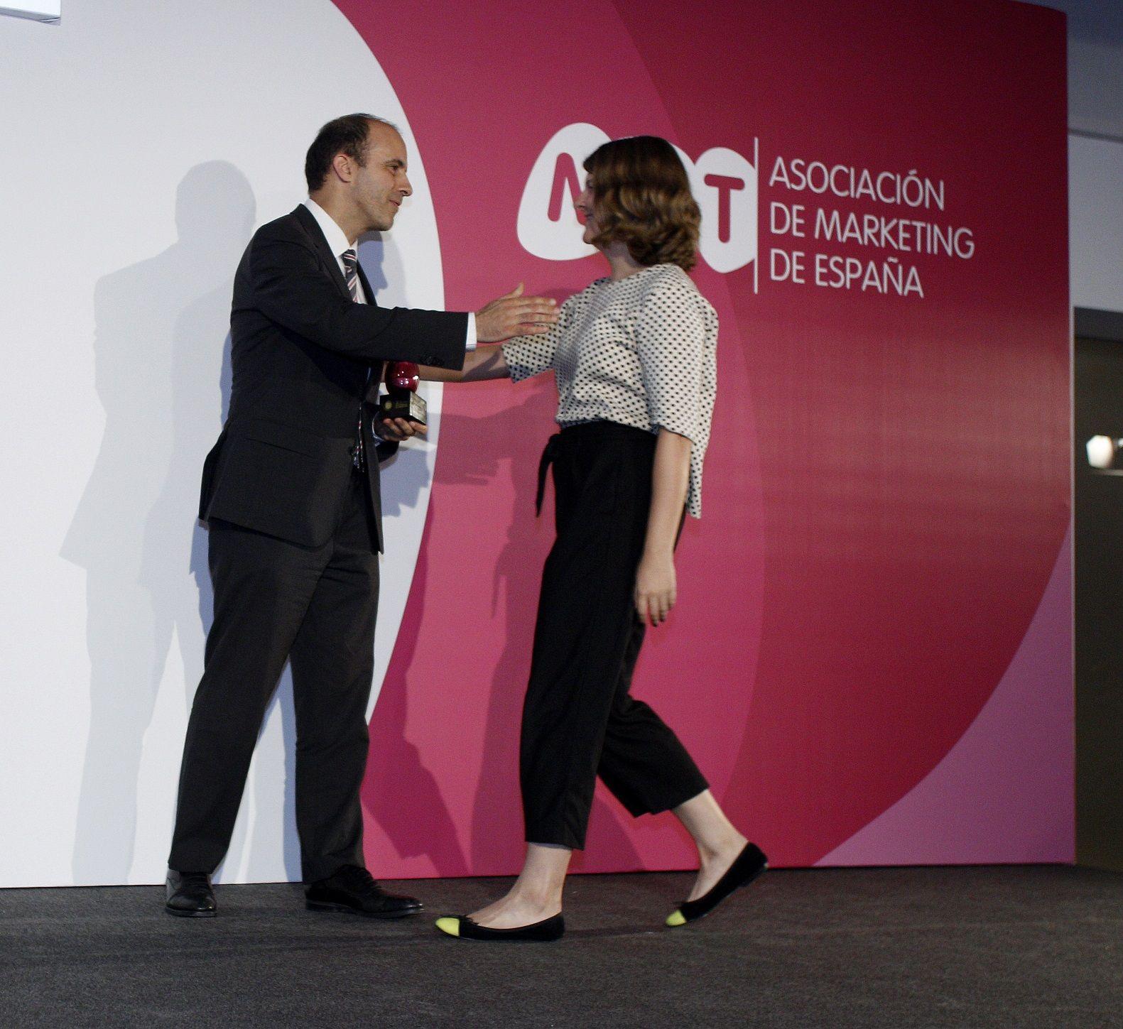 Foto de Pacari, galardonada en la X Edición de los Premios