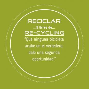 Foto de 5 erres de Recycling: Reciclar