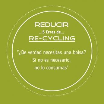 Foto de 5 erres de Recycling: Reducir