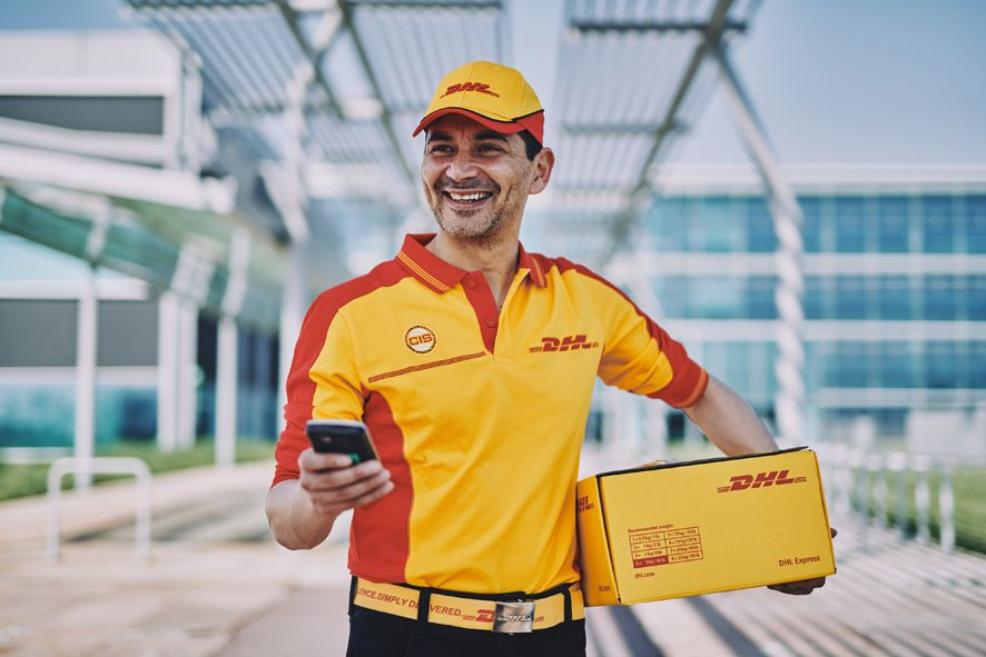 Fotografia DHL Express