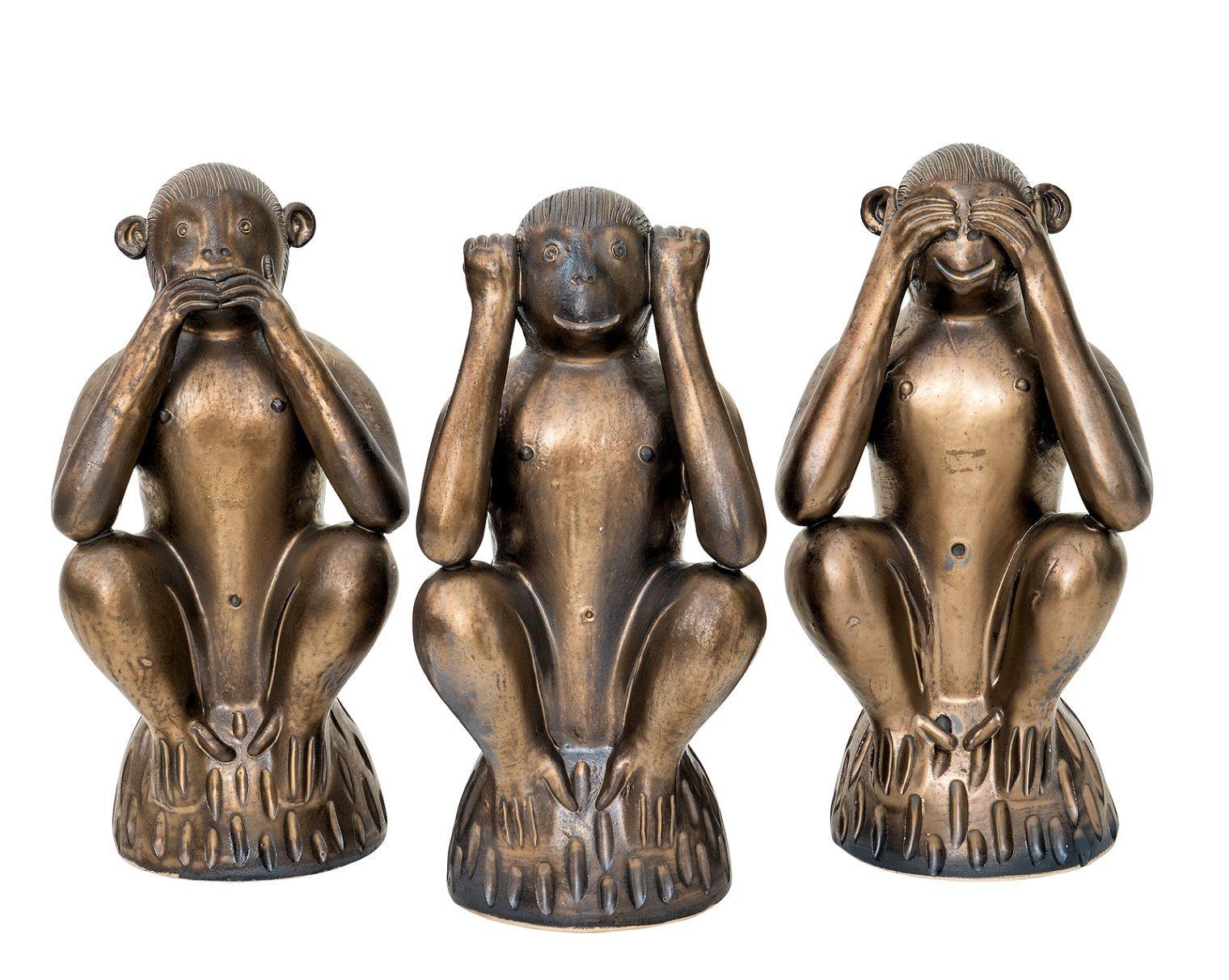 Sandra Marcos trae los 3 monos sabios a todas las casas - Notas de ...