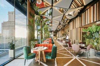 La terraza Ginkgo Sky Bar estrena el verano con conciertos en vivo en pleno centro de Madrid