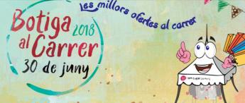 Sant Cugat se prepara el inicio de las rebajas de verano con una nueva edición de la 'Botiga al Carrer'